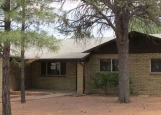 Pre Foreclosure in Payson 85541 E SKYWAY CT - Property ID: 1739788807