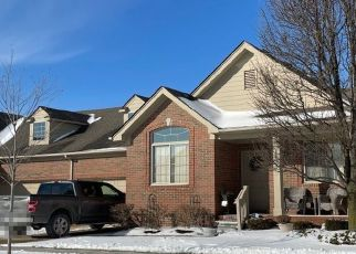 Pre Foreclosure in Macomb 48042 CASS RIVER DR - Property ID: 1739868509