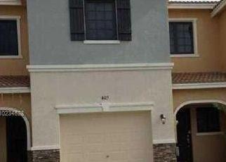 Pre Foreclosure in Miami 33179 NE 194TH TER - Property ID: 1740094951