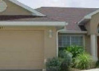 Pre Foreclosure in Port Charlotte 33981 BURWELL CIR - Property ID: 1740345457