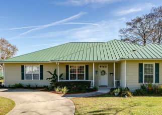 Pre Foreclosure in Green Cove Springs 32043 SAINT JOHNS AVE - Property ID: 1740423866