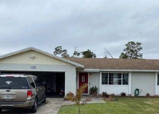 Pre Foreclosure in Deltona 32738 MONARCH AVE - Property ID: 1740441821