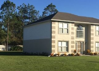 Pre Foreclosure in Palm Coast 32164 RED MILL DR - Property ID: 1740451446