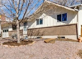 Pre Foreclosure in Colorado Springs 80909 KEATON LN - Property ID: 1740476409