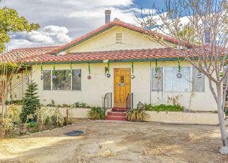 Pre Foreclosure in Littlerock 93543 E AVENUE U10 - Property ID: 1740517582