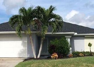 Pre Foreclosure in Cape Coral 33914 SW 28TH ST - Property ID: 1740526339
