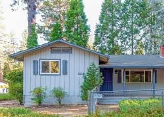 Pre Foreclosure in Paradise 95969 WAGSTAFF RD - Property ID: 1740536415