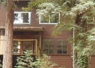 Pre Foreclosure in Guerneville 95446 PARK AVE - Property ID: 1740552174