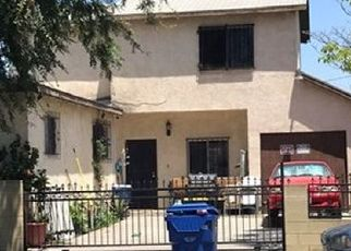 Pre Foreclosure in Los Angeles 90002 ANZAC AVE - Property ID: 1740561376