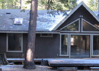 Pre Foreclosure in Shingletown 96088 MOUNTAIN MEADOW RD - Property ID: 1740654674