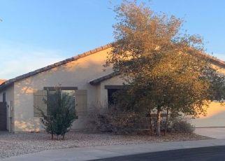 Pre Foreclosure in Buckeye 85326 W FREMONT CT - Property ID: 1740663427