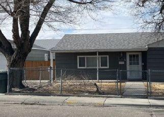 Pre Foreclosure in Casper 82601 S CONWELL ST - Property ID: 1740987980