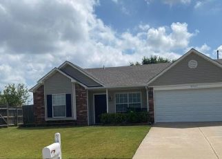Pre Foreclosure in Owasso 74055 N 150TH EAST AVE - Property ID: 1741153973