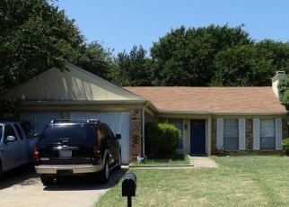 Pre Foreclosure in Fort Worth 76137 SHADOW BEND DR - Property ID: 1741194246