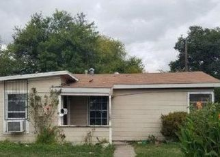 Pre Foreclosure in San Antonio 78213 CLIFFWOOD DR - Property ID: 1741213523