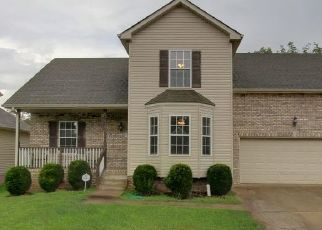 Pre Foreclosure in Clarksville 37042 DEER RIDGE DR - Property ID: 1741258187