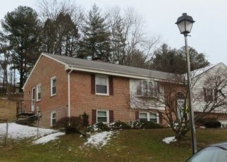 Pre Foreclosure in Bowie 20721 BURLEIGH DR - Property ID: 1741669455
