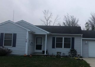Pre Foreclosure in Goshen 46526 SHAWNEE DR - Property ID: 1742134134