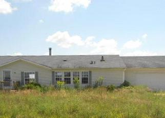 Pre Foreclosure in New Paris 46553 CARTER LN - Property ID: 1742182318