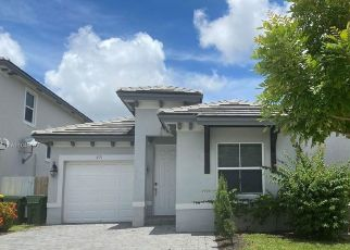 Pre Foreclosure in Homestead 33033 SE 31ST TER - Property ID: 1742449934