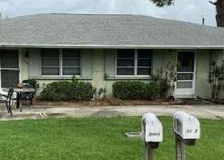 Pre Foreclosure in Stuart 34997 SE HAWTHORNE ST - Property ID: 1742578248