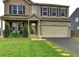 Pre Foreclosure in Plainfield 60586 SILVER RIDGE DR - Property ID: 1742694307