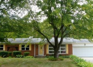 Pre Foreclosure in Indianapolis 46240 KIMLOUGH DR - Property ID: 1742735482