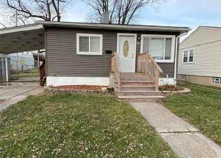 Pre Foreclosure in Hammond 46324 FLORENCE ST - Property ID: 1742763513
