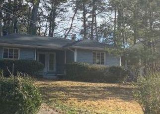 Pre Foreclosure in Atlanta 30310 BREWER BLVD SW - Property ID: 1743395961