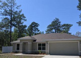 Pre Foreclosure in Ocala 34473 SW 60TH CIR - Property ID: 1743469980