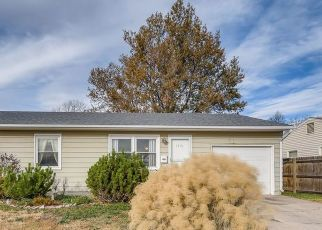 Pre Foreclosure in Colorado Springs 80909 N CIRCLE DR - Property ID: 1743665750