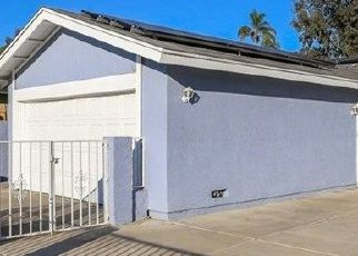 Pre Foreclosure in San Diego 92114 ARROYO SECO DR - Property ID: 1743981520