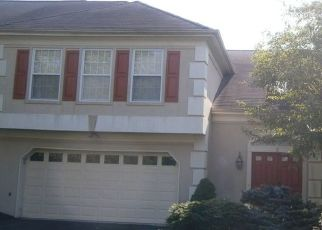 Pre Foreclosure in Princeton Junction 08550 WHITNEY PL - Property ID: 1744828562
