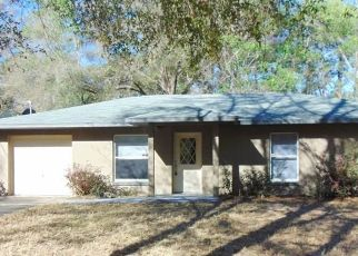 Pre Foreclosure in Lecanto 34461 S PONDER AVE - Property ID: 1744964778