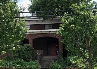 Pre Foreclosure in Uniontown 15401 N GALLATIN AVE - Property ID: 1745166234