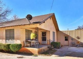 Pre Foreclosure in Buffalo Gap 79508 CEDAR ST - Property ID: 1745345815