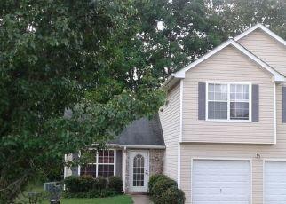 Pre Foreclosure in Covington 30016 CINNAMON OAK CIR - Property ID: 1745476320