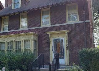 Pre Foreclosure in Detroit 48206 W BOSTON BLVD - Property ID: 1745900277
