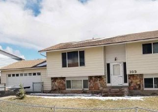 Pre Foreclosure in Evanston 82930 LIBERTY AVE - Property ID: 1746271692