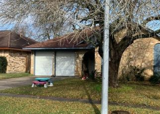 Pre Foreclosure in Spring 77388 CROSSFELL RD - Property ID: 1746414462