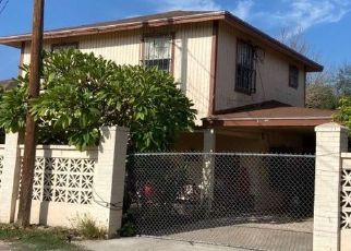 Pre Foreclosure in Rio Grande City 78582 ACAPULCO ST - Property ID: 1746461773