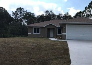 Pre Foreclosure in Port Charlotte 33953 CAIN AVE - Property ID: 1746697394