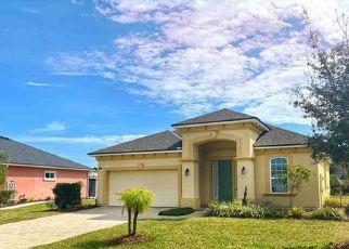 Pre Foreclosure in Saint Augustine 32086 ESCALANTE CT - Property ID: 1746727165