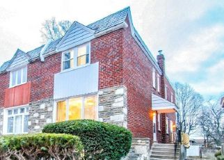 Pre Foreclosure in Philadelphia 19150 THOURON AVE - Property ID: 1746786301