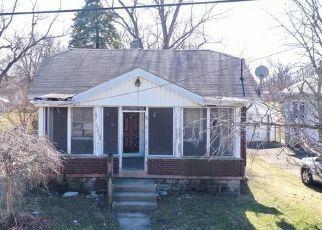 Pre Foreclosure in Anderson 46016 E 29TH ST - Property ID: 1747185749