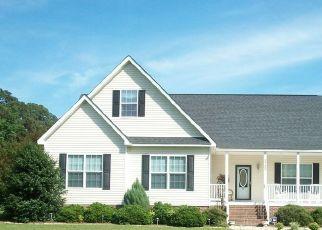 Pre Foreclosure in Lucama 27851 SAINT MARYS CHURCH RD - Property ID: 1747198891