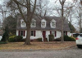 Pre Foreclosure in Roanoke Rapids 27870 LIVE OAK PL - Property ID: 1747204572