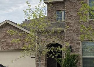 Pre Foreclosure in Royse City 75189 BLAIR DR - Property ID: 1747274198