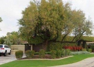 Pre Foreclosure in Scottsdale 85258 E COCHISE RD - Property ID: 1747315374