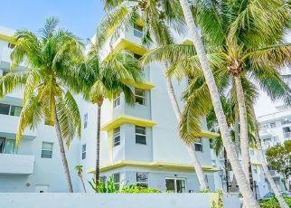 Pre Foreclosure in Miami Beach 33141 S SHORE DR - Property ID: 1747415682